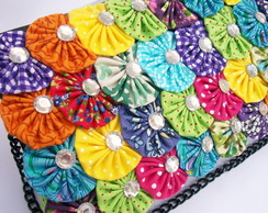 Clutch colorida, Dia Das M�es 2014