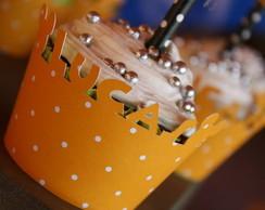 Wrapper para Cupcake personalizado