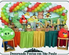 Decora��o Mesa Angry Birds