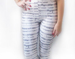 Legging Musical