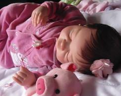 Beb� Reborn Ana Clara (por encomenda)