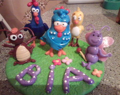 Topos de bolo tem�ticos!!!!!!!