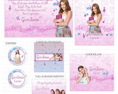 Kit digital Violetta Disney