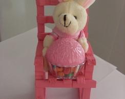 Coelha na Cadeira de Balan�o