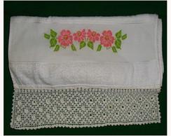 Toalha de banho Floral