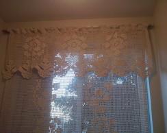 Cortina de croch�