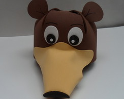 "Chap�u "" Urso """