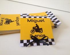 Capa Para Pirulito Motocross