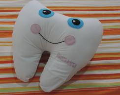 Almofada Dentinho para Menina