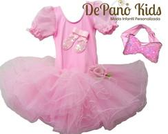 Fantasia Bailarina Luxo