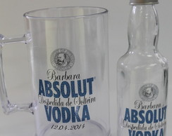 Kit Boteco Absolut