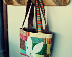 Bag Infantil Patchwork