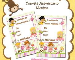 Convite Fada