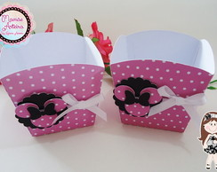 Mini Cachep� 3D Tema Minnie