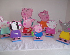 Kit Peppa e amigos