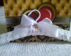 Cabides de vestido de noiva
