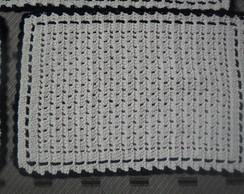 tapetes de croch�