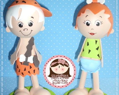 Kit Decora��o Festa Tema Flintstones