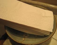 Toalha de papel para lavabo
