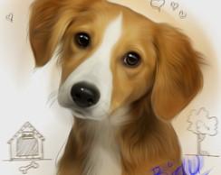 Encomende Pinturas Digitais Pets