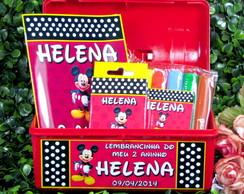 Maletinha Ba� Mickey