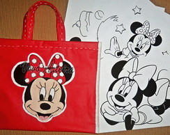 KIT PINTURA: MINNIE