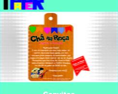 Convite - Ch� de Panela