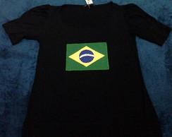Blusa - Bandeira do Brasil