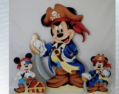 Display Mesa ou Ch�o Mickey Pirata