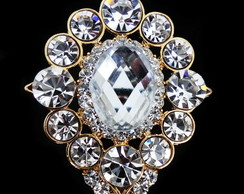 Anel Cristal Lux�ria