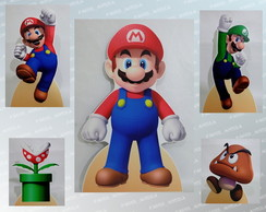 Pronta Entrega 08 Display Super Mario