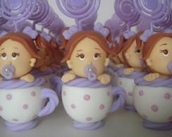 Lembrancinha ch� de beb� menina