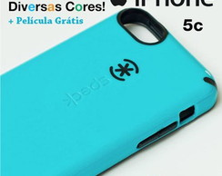 Capa/Case Speck Iphone 5c + Pelicula