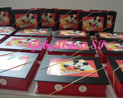 Caixa personalizada Mickey