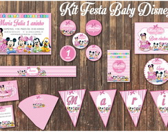 Baby Disney Kit Festa Digital