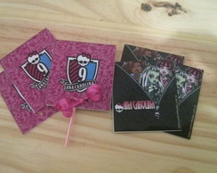 Pirulito Monster High
