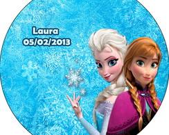Latinha - Frozen