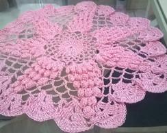 Toalhinha em croch�