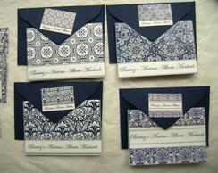 Kit Cart�es: Azulejo Portugu�s