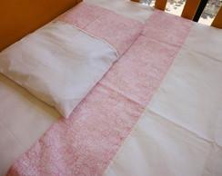 Kit len�ol - Ursa rosa