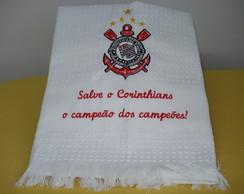 Panos de Copa Bordados - II