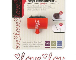 Sew Easy Large Stitch Piercer - Love