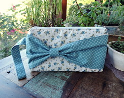 Mini Clutch Floral - PRONTA ENREGA
