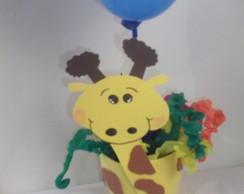 Cachep� Girafa da Galinha Pintadinha