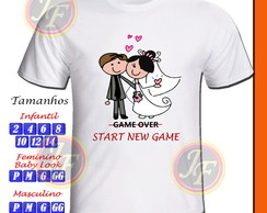 CAMISETA NEW GAME