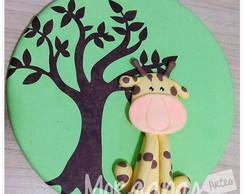 Quadrinho Girafa
