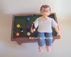 Boneco Personalizado Para Topo De Bolo