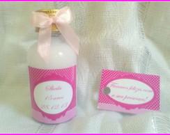 Mini Hidratante Pink para 15 anos