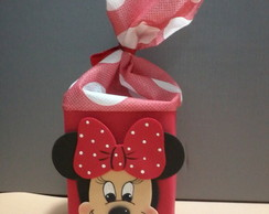 Caixinha de doce da Minnie