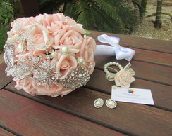 Kit bouquet Di Capri & acess�rios